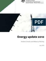 ABARE Energy Update 2010