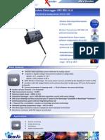BeanDevice an-V XTD (Wireless DataLogger)