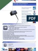BeanDevice_AN-mV XTD (Wireless DataLogger)