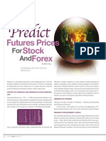 How To Predict Futures Prices For Stock and Forex