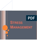 Hrm- Stress Mgmt