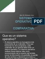 Sistemas operativos comparativa