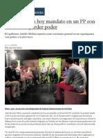 Nieto Revalida Hoy Mandato en Un PP Con Miras a No Perder Poder