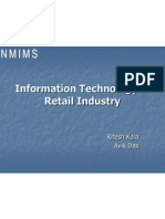 Information Technology in Retail Industry
