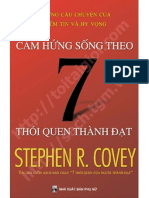 eBook Cam Hung Song Theo 7 Thoi Quen Thanh Dat