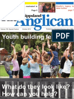 The Gippsland Anglican October 2012 (Youth Special Feature)