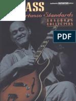 Joe Pass Virtuoso Standards Songbook Collection