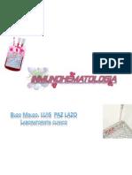 Inmunohematologia Clase