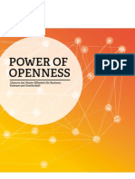 Studie Power of Openness