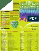 Programa Feira do Livro da Amadora 2012