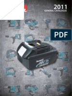 Makita General Catalogue 2011