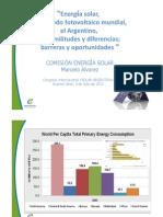 Comite Solar Argentina Julio 3 2012 Marcelo Alvarez