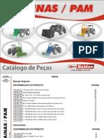 Catálogo de Peças Plainas Gerais Rev 01