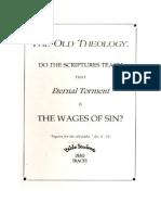 Old Theology Quarterly