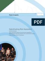 HydrofrackingRiskAssessment_120611
