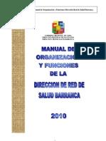 Mof Red de Salud Barranca