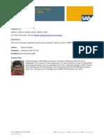 Understanding Login Page Security in MDM-SRM