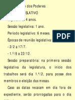1. Poder Legislativo