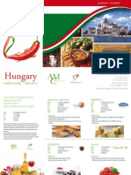 Hungary traditionally delicious