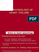 Pathophysio of Heart Failure
