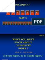 Analysis Paper 3 2003 - 2008