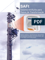 SAFt - Sistema Antifurto para Postos Transformação