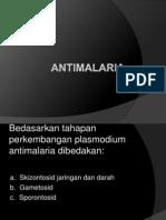 tugas antimalaria