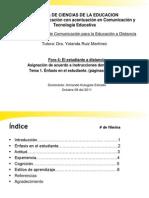 Foro 4 Tema1 Enfasis en El Estudiante