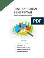 Analisis Anggaran Pemerintah - Vertikal Horizontal