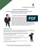 ADM 289 - Administración y Dirección de Personas