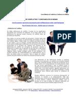 ADM 298 - Manejo de Conflictos y Confianza en Si Mismo