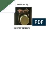 McCaig Donald Rhett Butler