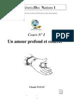 Claude Payan - Un Amour Profond Et Concret