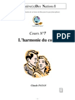 Claude Payan - L'harmonie du couple