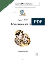 Claude Payan - L'harmonie du couple