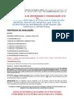 Plano de Negocio Em Formato de Artigo 2012 Geral Ok 2