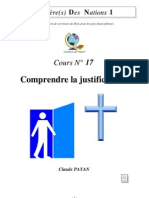 Claude Payan - Comprendre La Justification
