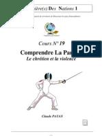 Claude Payan - Comprendre La Parole 1