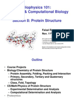 Protein Structure FR