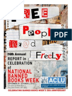 ACLU Texas Banned Books 2012 Report
