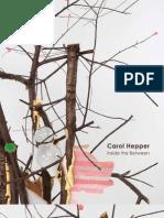 Carol Hepper Catalog - Inside the Between
