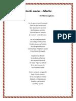 poezii primavara