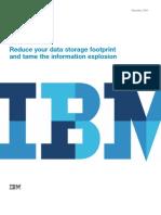 Reduce Your Data Storage Footprint