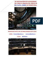 Proyecto de Instalacion de Plataformas Electronicas