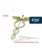 Diatesis Hemorragica Uremica.