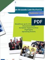 EBL Bulletin September 2012