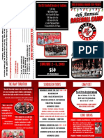 2013 Baseball Camp Brochure