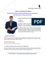 ADM 336 - Desarrollo de Equipos de Trabajo