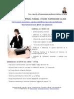 ADM 337 - Desarrollo de Competencias para una Atención Telefónica de Calidad