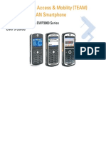 EWP1000-2000-3000 Enterprise WiFi Phone